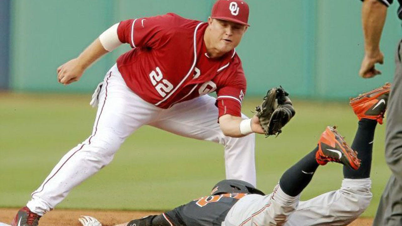 OU Baseball: Sooners On Wrong End Of Saturday Sweep