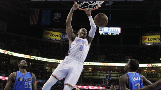 Thunder Social Scene: Playoffs Are Here