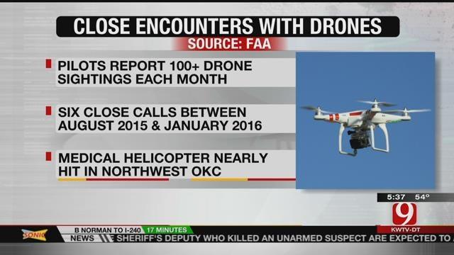 British Airways Incident Highlights Concerns Over Drone Safety