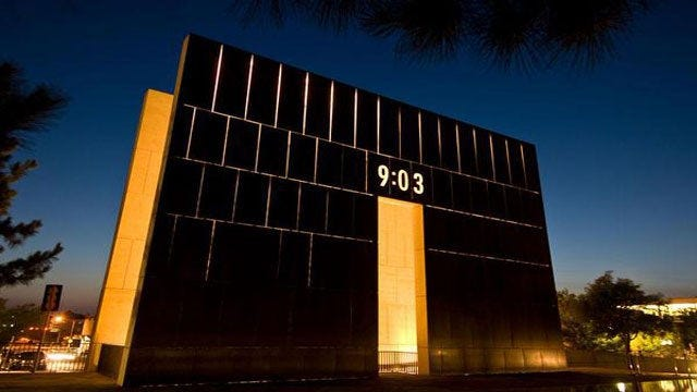 OKC Bombing Remembrance Ceremony Moved Indoors Due To Weather Concerns