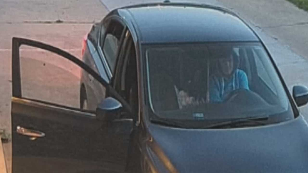 Police Search For Getaway Driver In Cushing Pharmacy Burglary