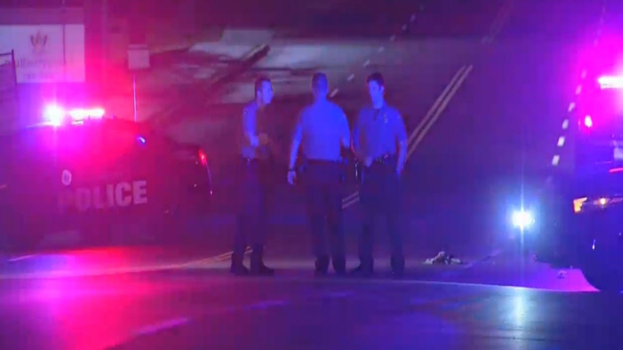 One Person Injured After Being Hit By Car In Northwest OKC