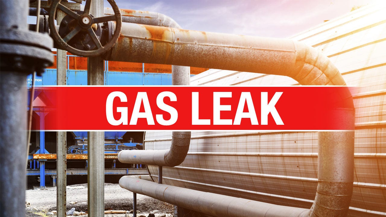 OKC Gas Line Cut Prompts Evacuations