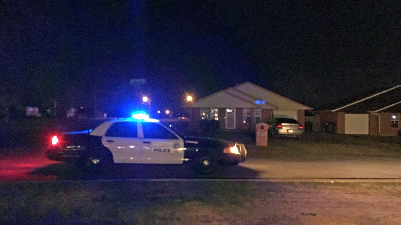 Woman Stabbed During NW Oklahoma City Burglary Attempt