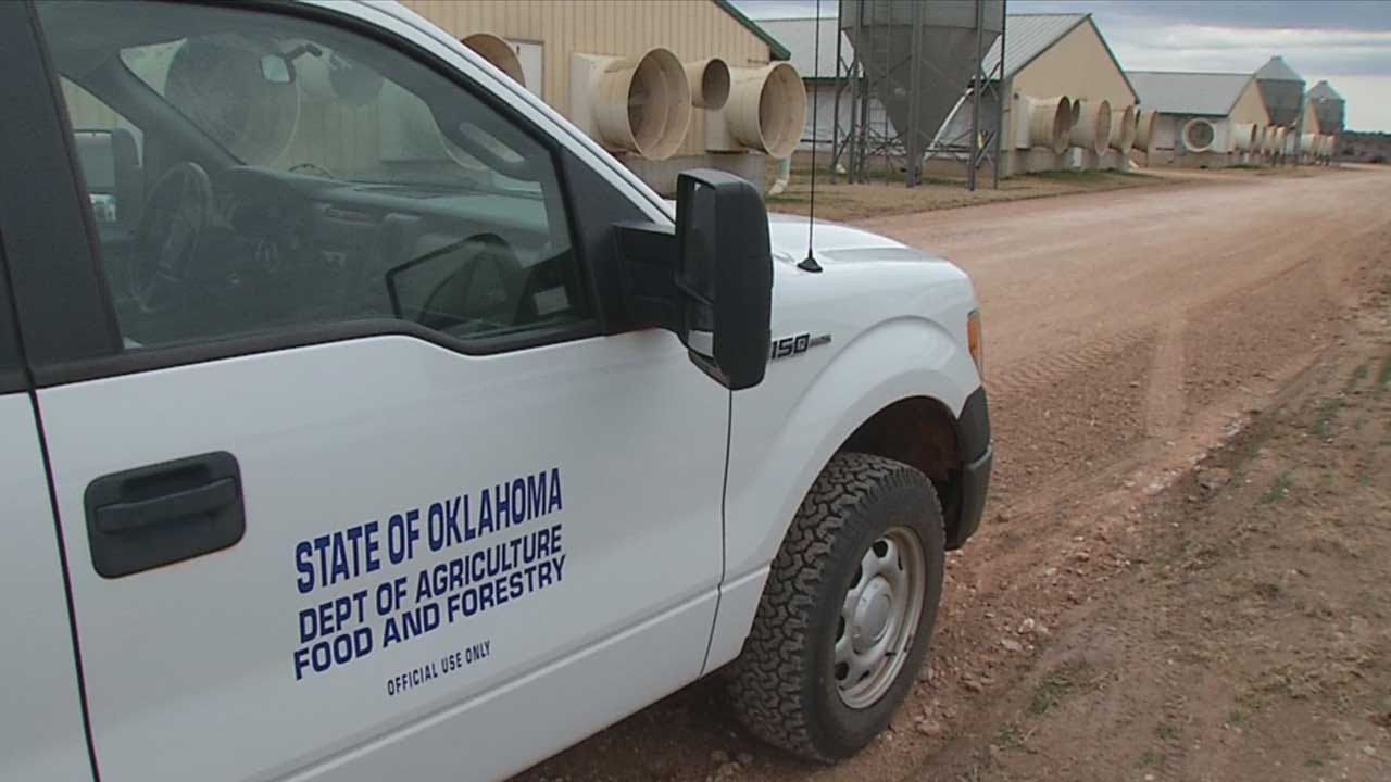9 Investigates: Inspecting Oklahoma Meat Farms