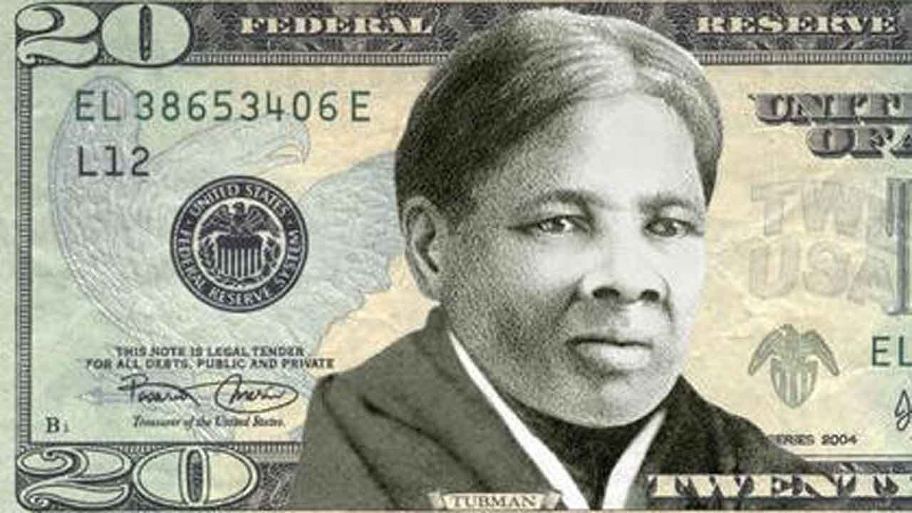Reactions Pour In To Harriet Tubman Being New Face Of $20 Bill
