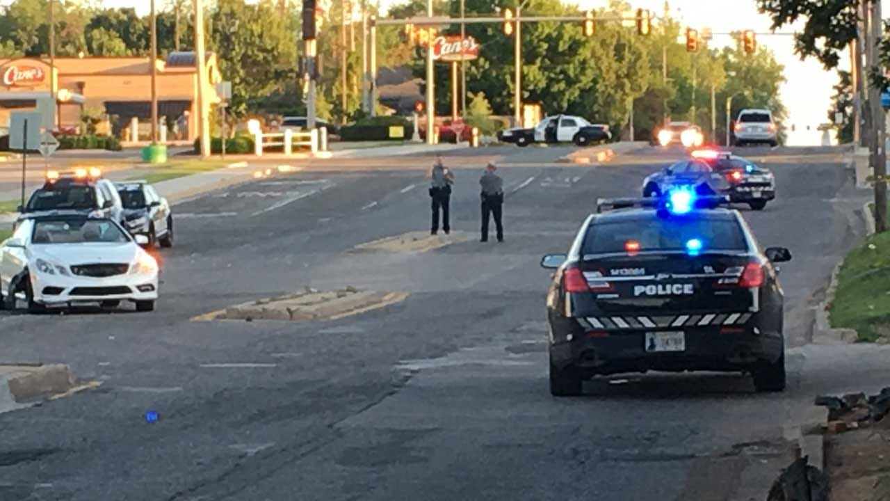 Police Investigating Fatal Auto-Ped Accident In NW OKC