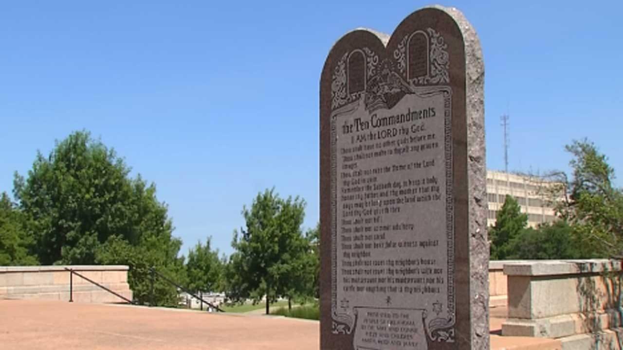 Representative Says Ten Commandments Bill A Ruse To Get School Vouchers Approved