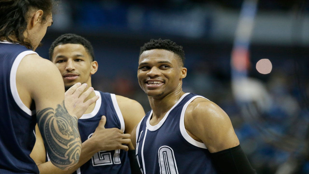 Thunder Thumped: OKC Takes 3-1 Lead On Mavs After Third Double-Digit Win