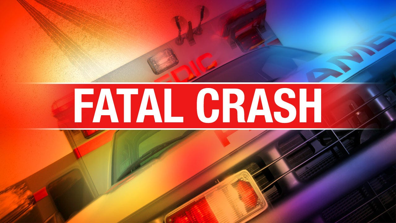 One Killed In Fiery Two-Vehicle Collision In Caddo County