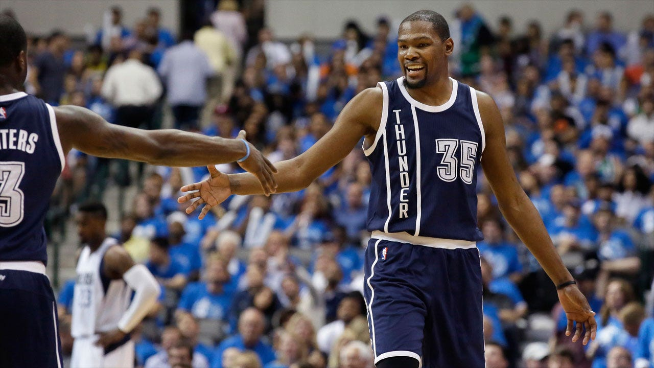 Thunder: More Thoughts On OKC's Dominating Game 4 Win