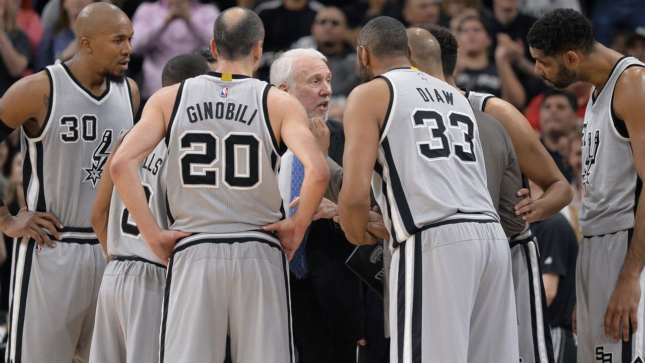 Dean: Inevitable Classic Thunder vs. Spurs Matchup Set