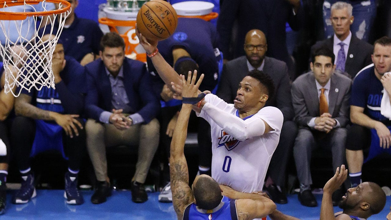 Shining Like A Superstar: Westbrook's Epic Performance Lifts Thunder To Second Round
