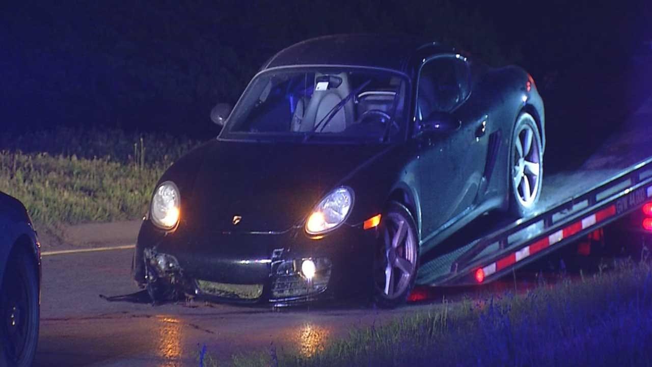 Man Steals Porsche At Gunpoint In SE OKC