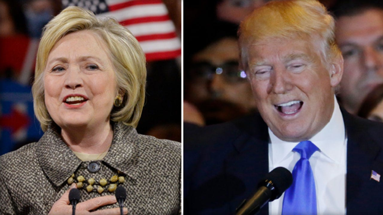 Donald Trump, Hillary Clinton Emerge From Northeast Primaries As Presumptive Nominees