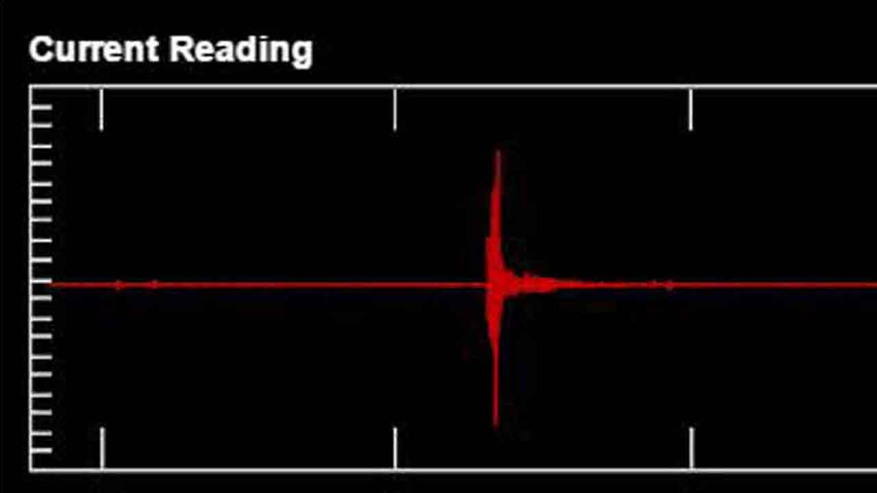 Luther Area Rattled By 3.7 Magnitude Quake