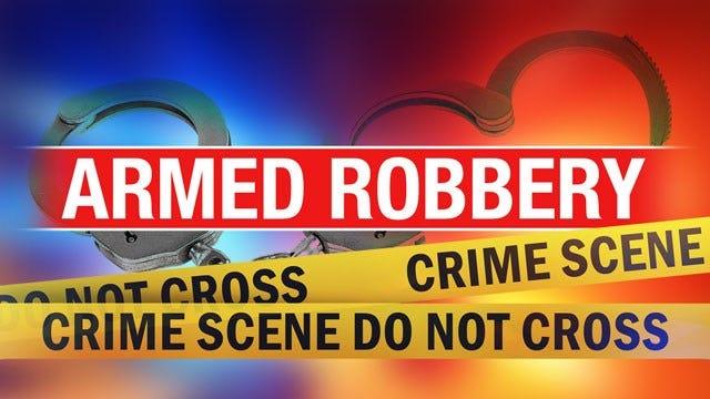 Armed Robber Holds Up Restaurant In SE OKC
