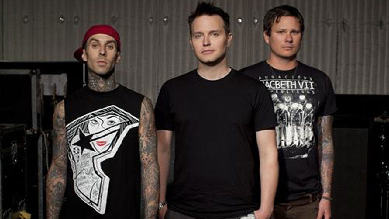 Blink-182 To Make Stop In OKC During North American Summer Tour