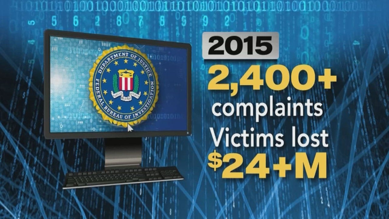 Ransomware Scams Now Targeting Police Departments