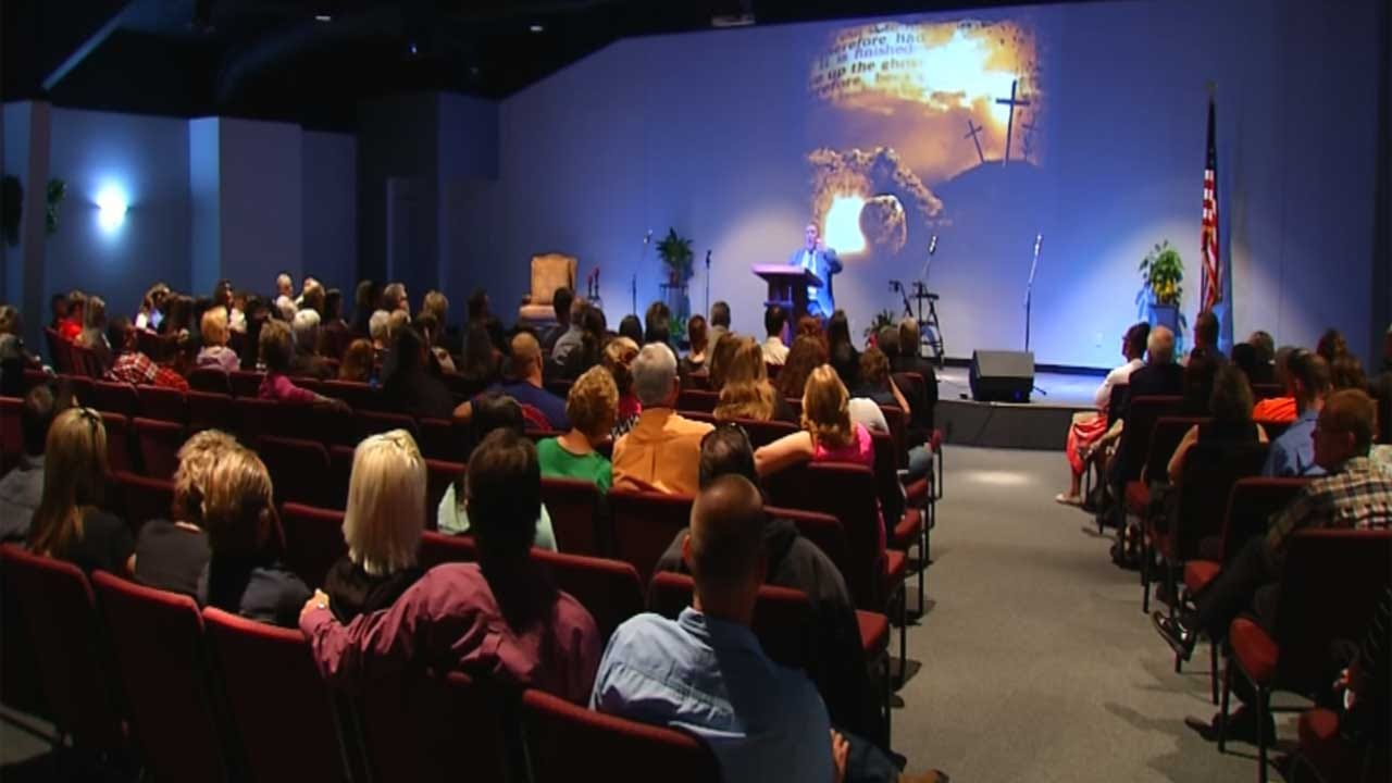 El Reno Church Destroyed By Fire Opens In Brand New Building