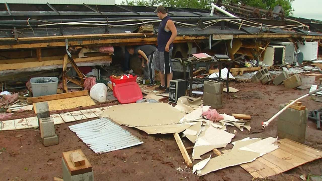 Fletcher Home Destroyed In Storm: Family Feels 'Blessed'