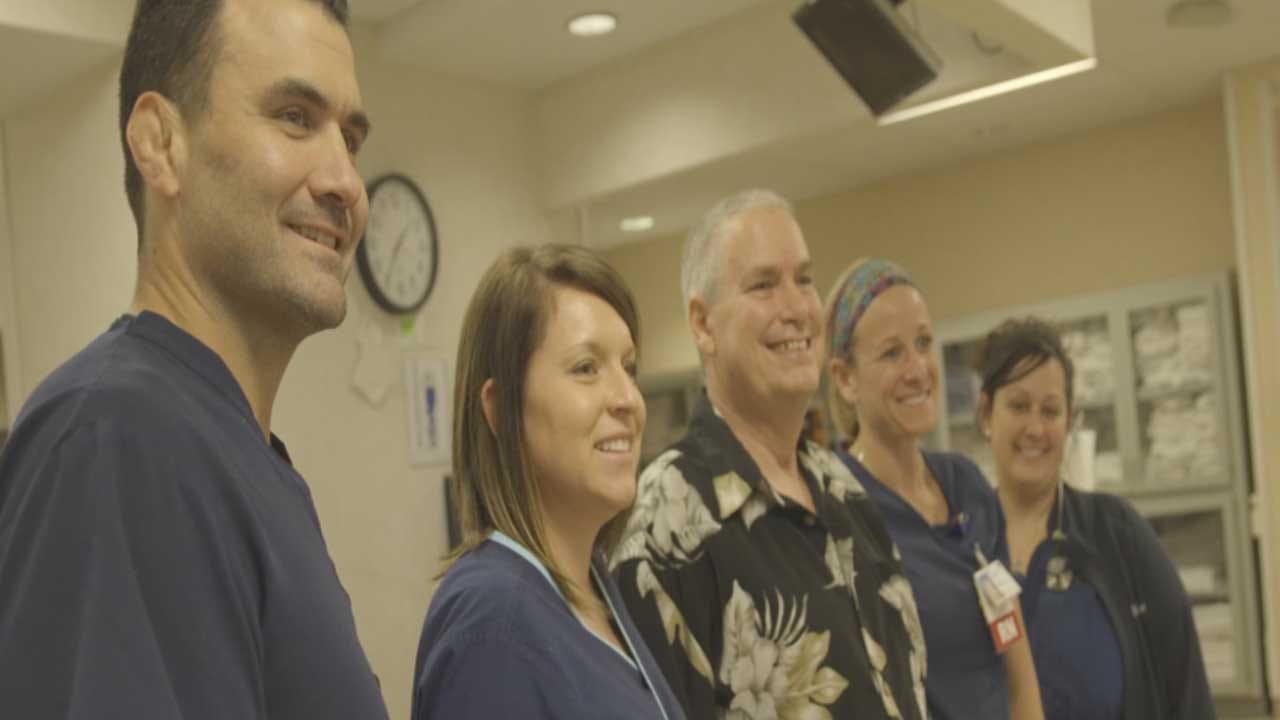 OSU Homecoming Crash Survivors Honored