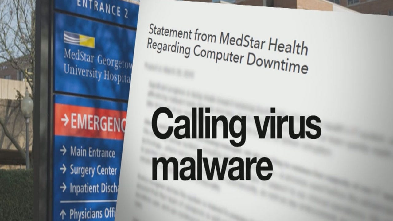 Cyber Attack Targeting Hospitals
