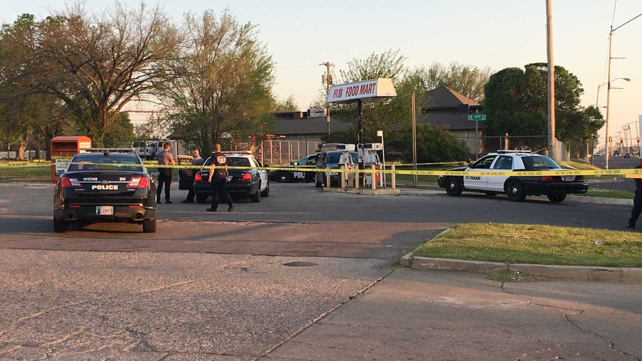 One Fatally Shot In SW OKC