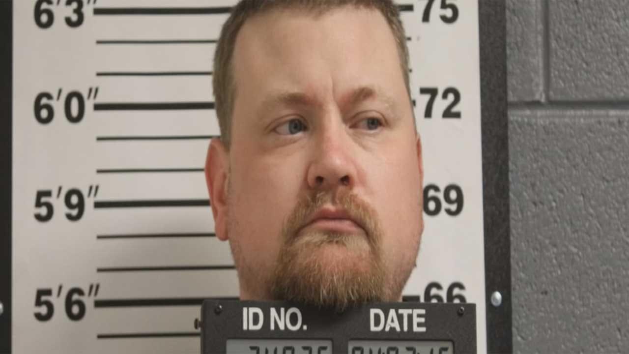Former Blanchard Police Officer Arrested