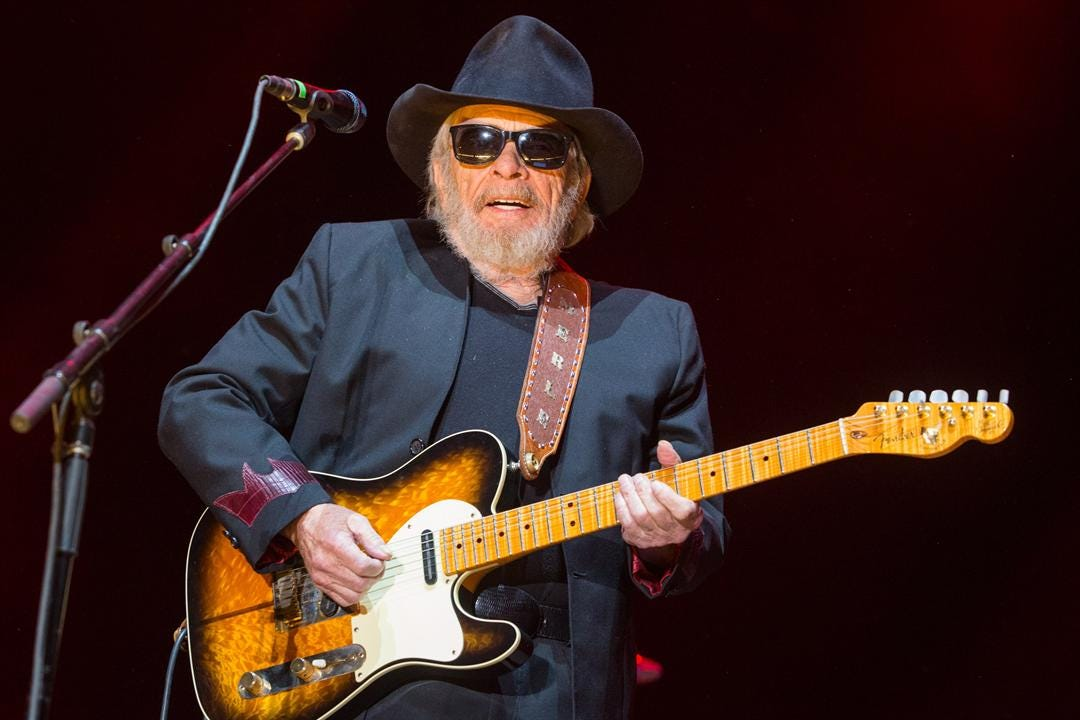 Country Icon Merle Haggard Dies At 79