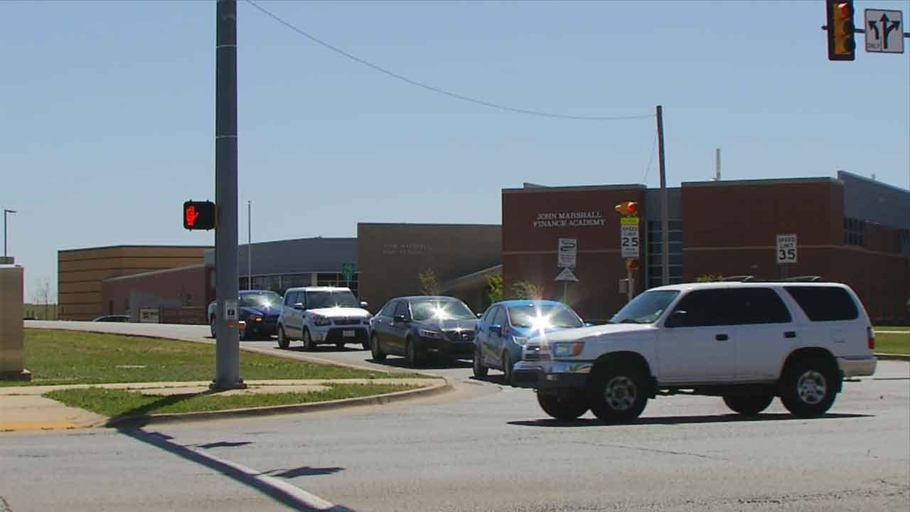 Part-Time Coach At John Marshall HS Accused Of Rape