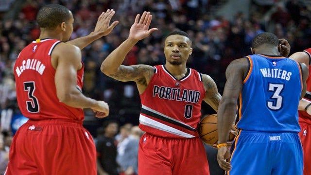 Thunder vs. Blazers Preview: Should OKC Let Portland Win?
