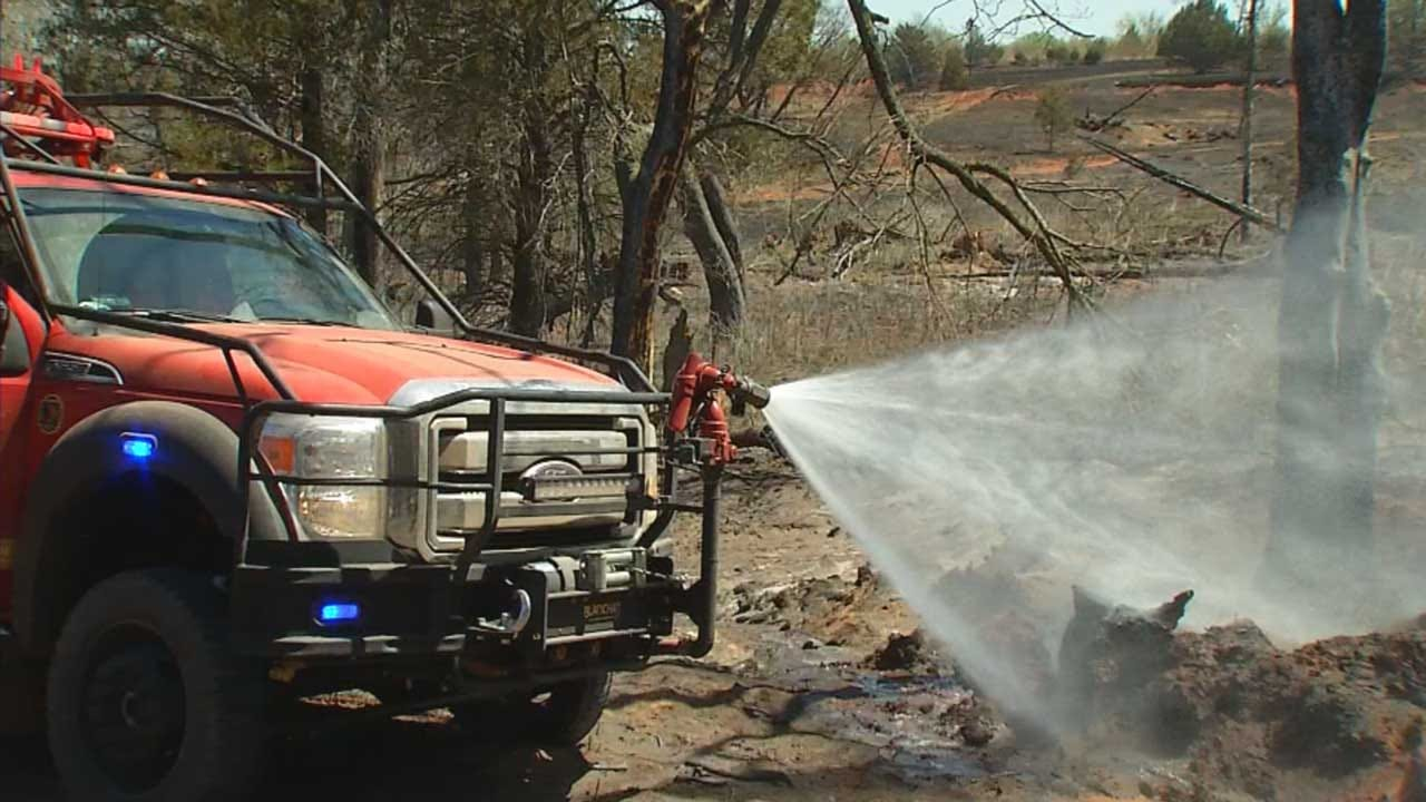 Volunteer Firefighters Play Crucial Role In Logan County