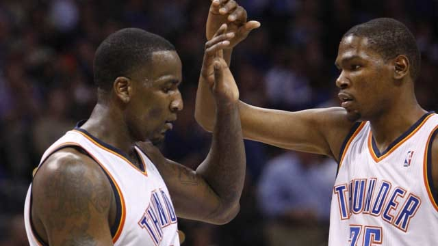 Kendrick Perkins Opens Up About Kevin Durant's Upcoming Free Agency