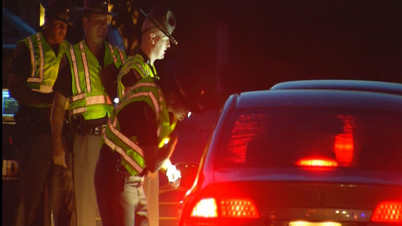 OKC DUI Checkpoint Honors Family Killed By Drunk Driver