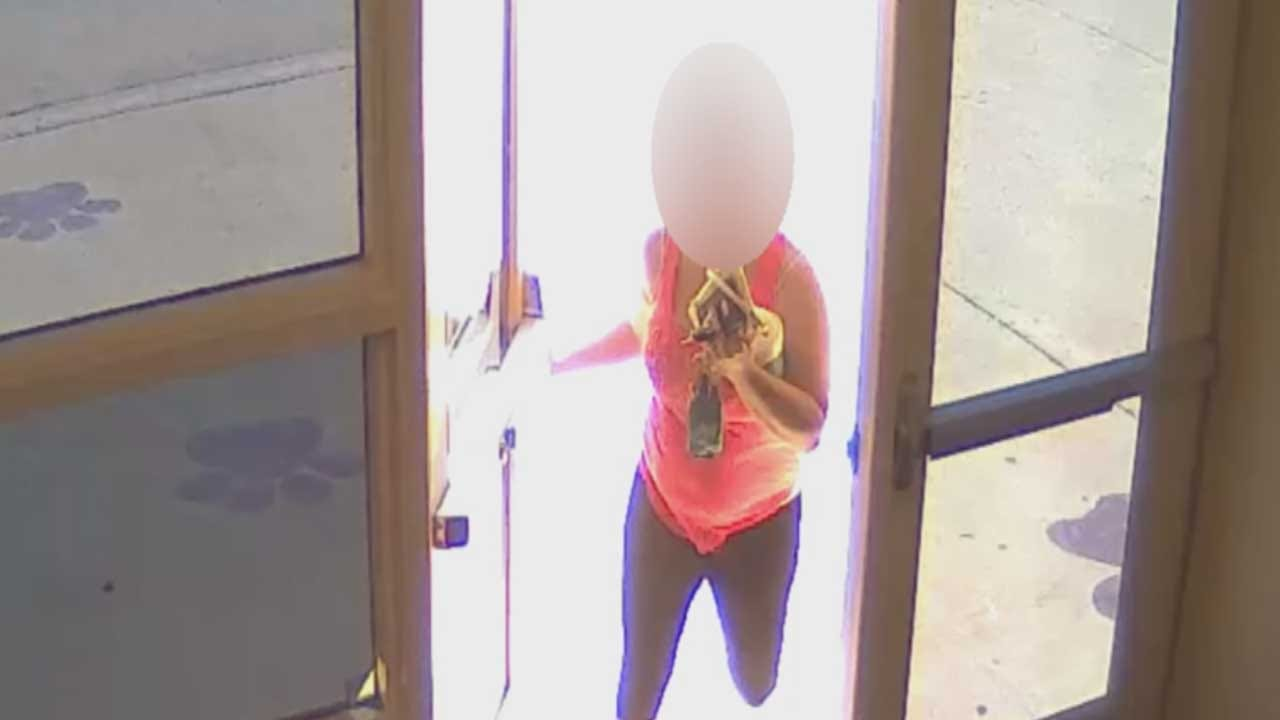 Police: Woman Attempts To Stage Kidnapping At Moore Elementary School