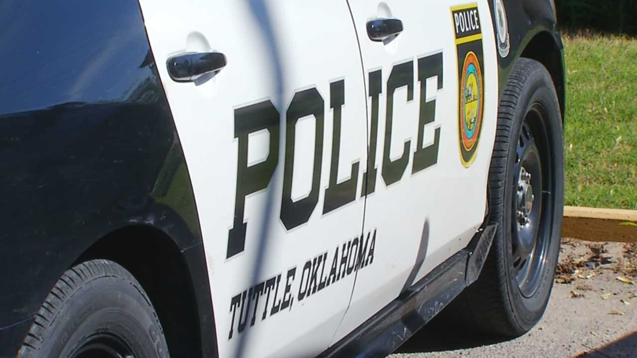 Sparks Fly During High Speed Chase In Tuttle