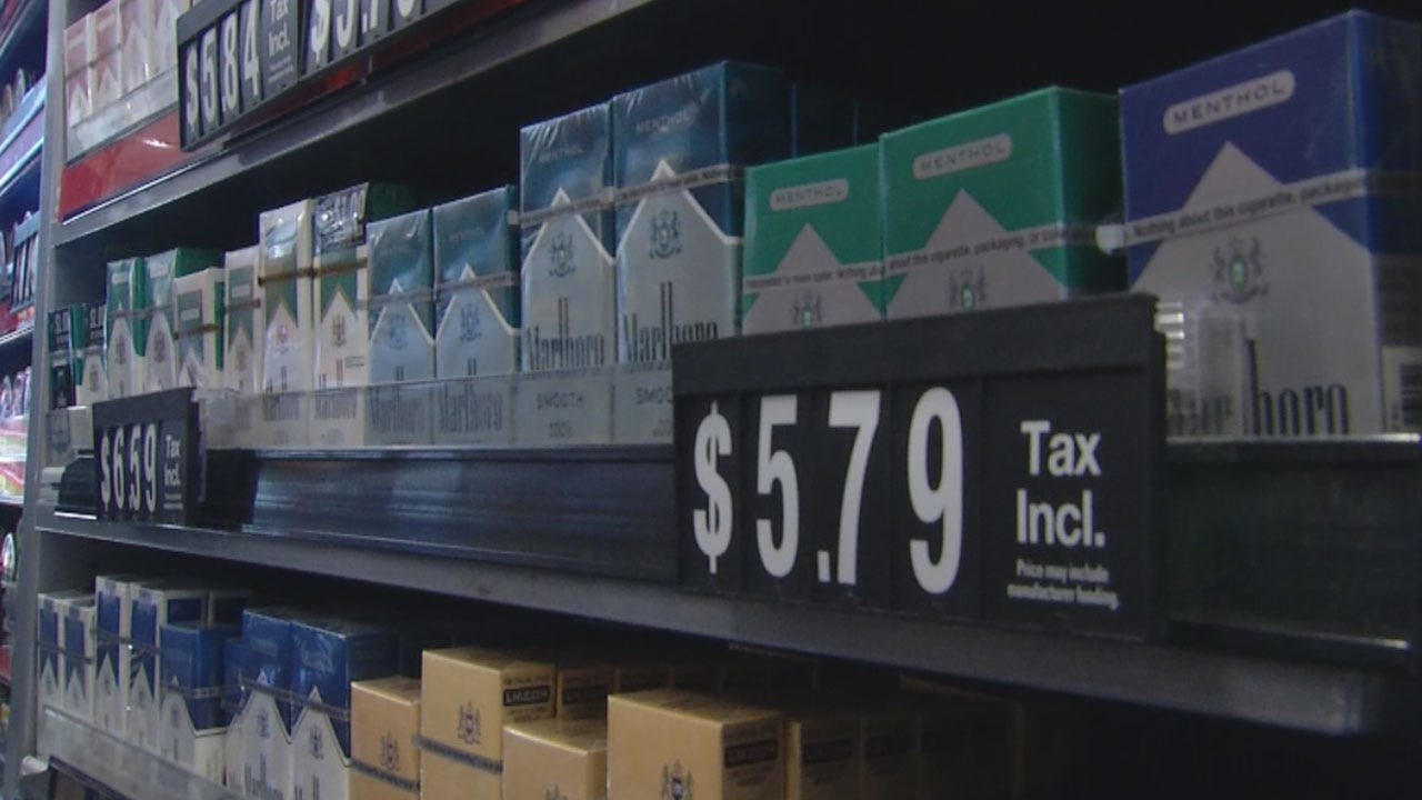 Could More Tobacco Tax Help Fund OK Hospitals?
