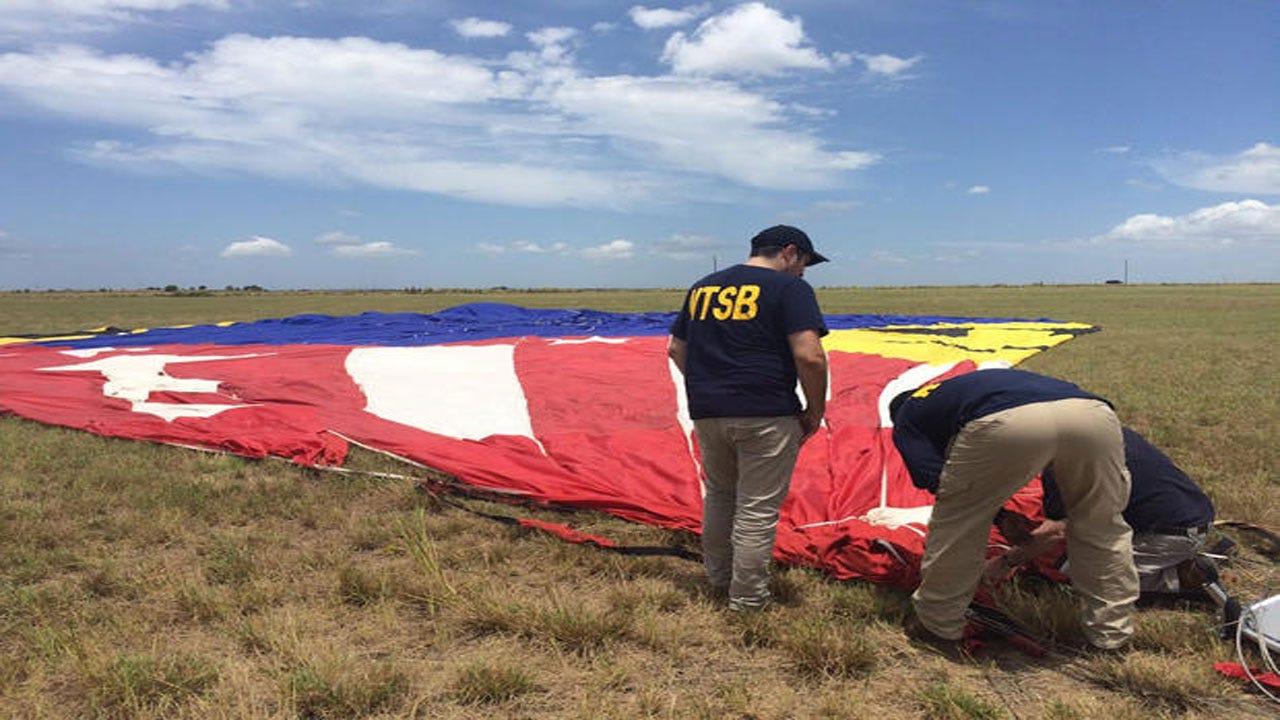 Newlyweds Among Victims Of Deadly Hot Air Balloon Crash, Family Says