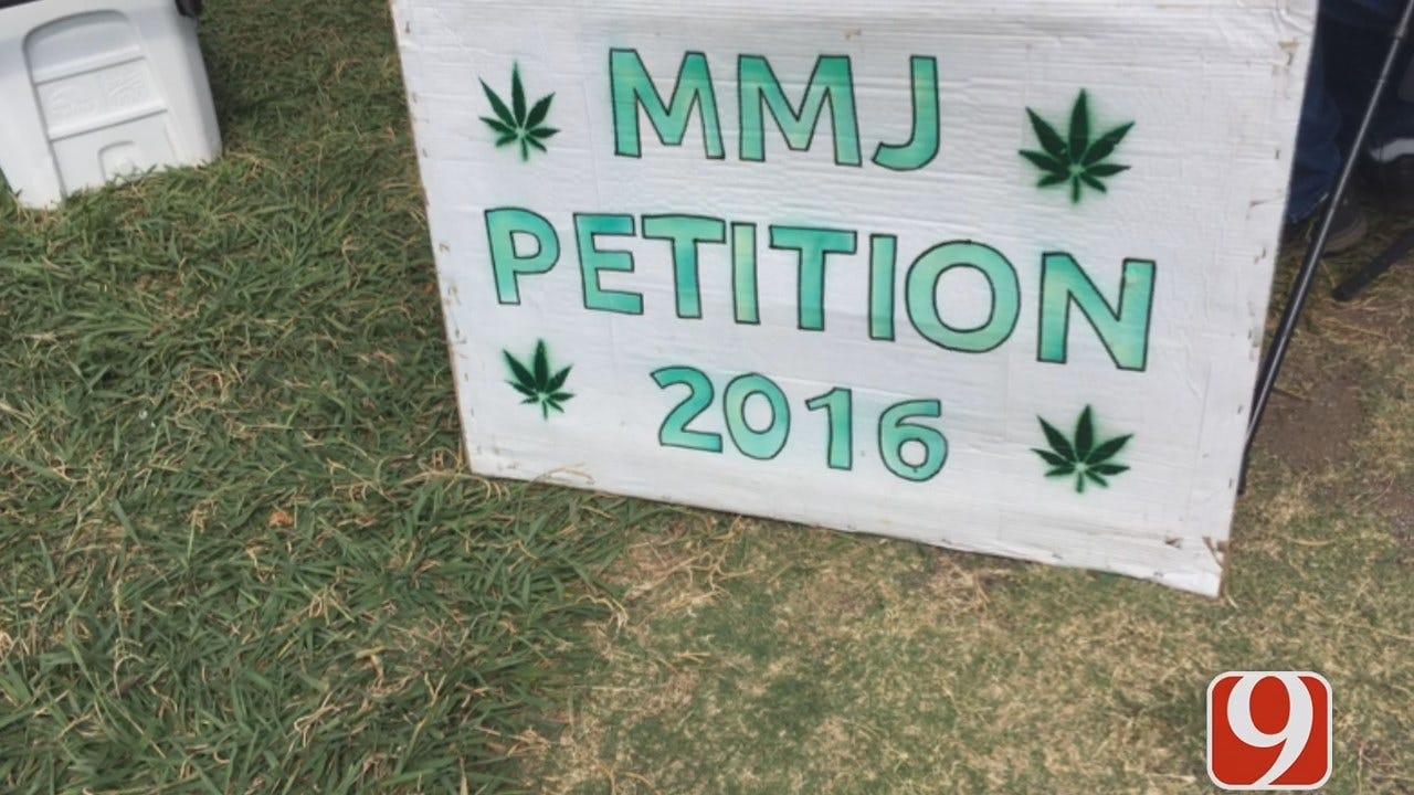 Supporters Need More Signatures To Put Medical Marijuana On Nov. Ballot