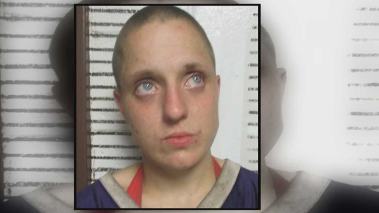 Woman On The Run, Breaks Into Wynnewood Home To Hide