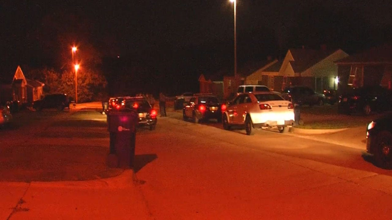 Arrest Warrant Issued For Suspect In OKC Man's Shooting Death