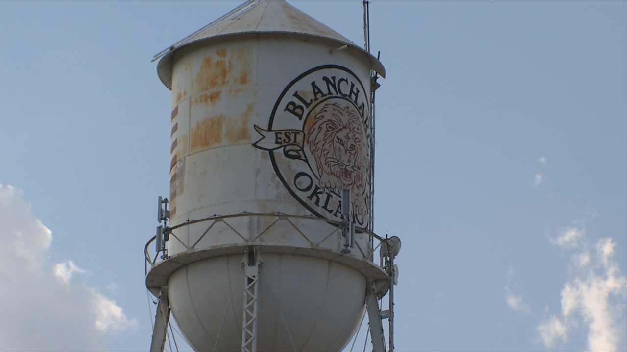 City Of Blanchard Issues Water Restrictions