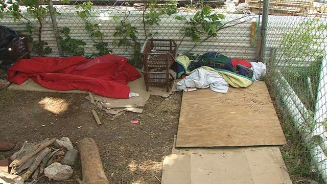 Oklahoma City Sees Spike In Homeless Population