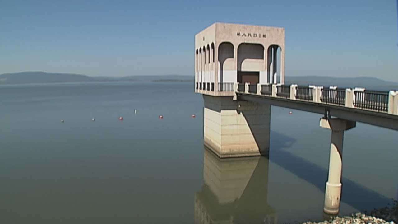 Agreement Reached On The Use Of Water From Lake Sardis