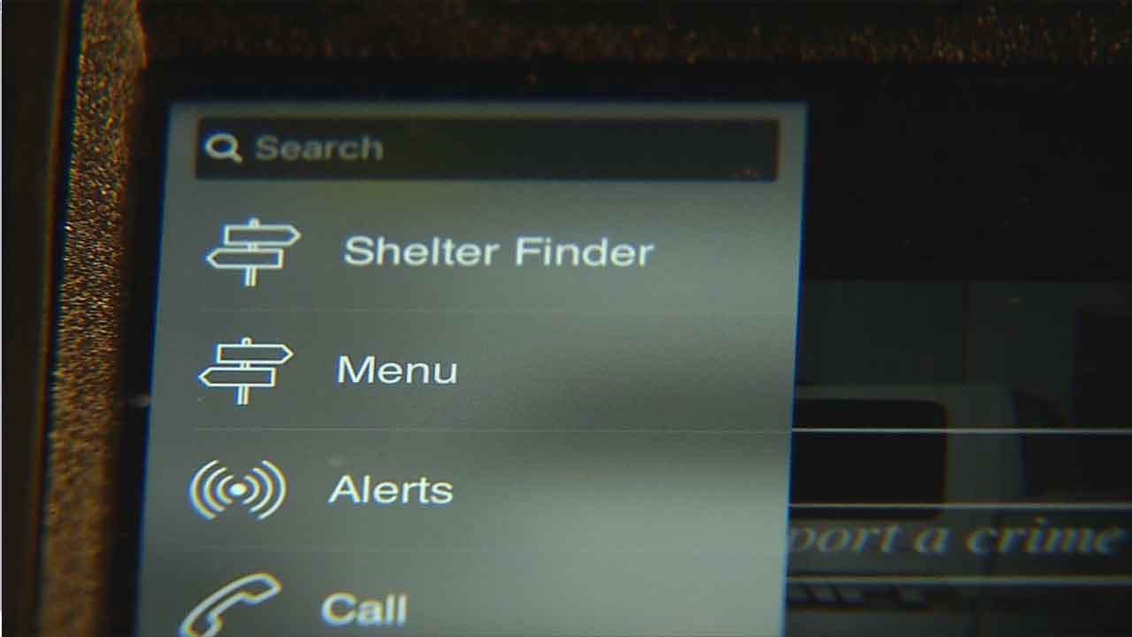 LCSO App Launches Mobile Storm Shelter Registration