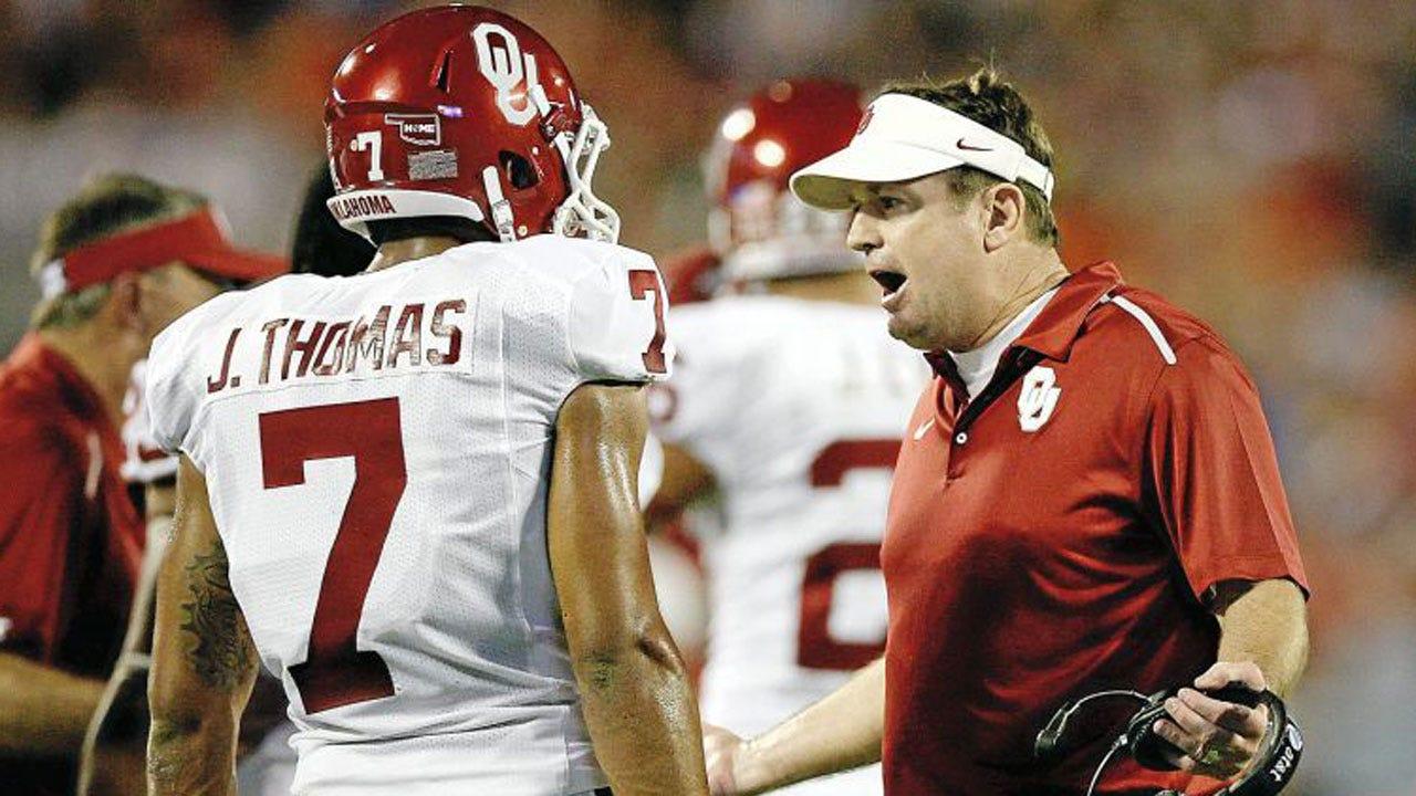 OU Practice Report: Jordan Thomas' Discipline to be Handled Internally