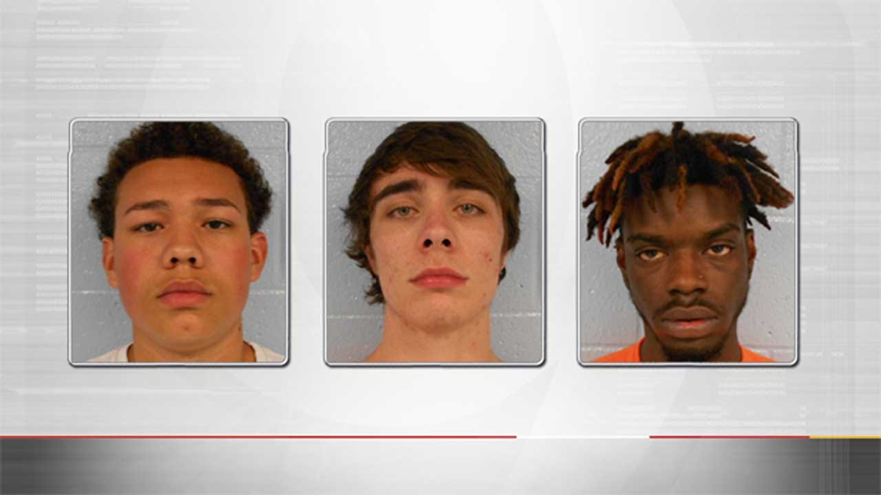 Three Arrested In Shooting At Edmond Apartment Complex
