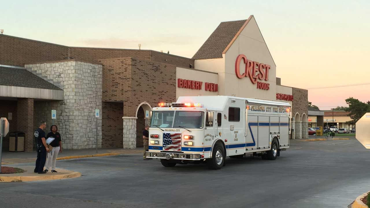 NW OKC Grocery Store Evacuated
