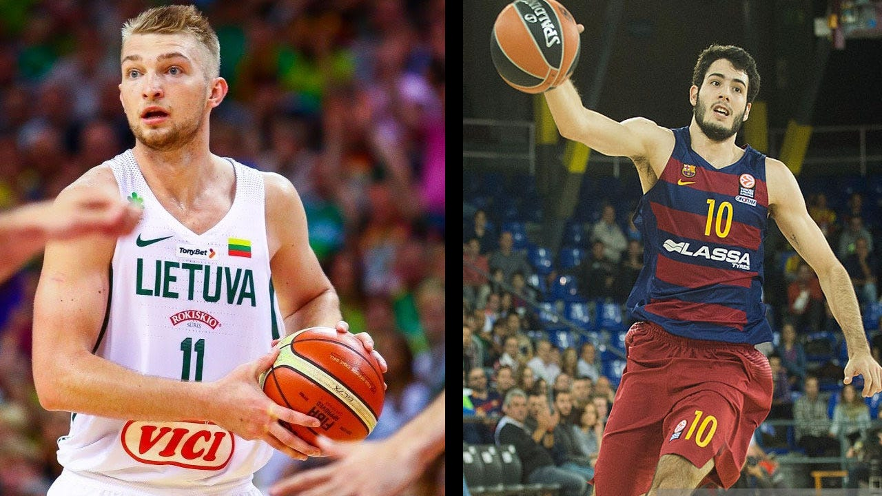Thunder Rookies Abrines & Sabonis Will Square Off In Olympics